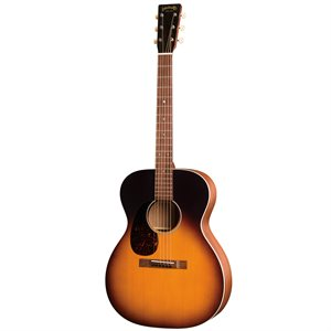 MARTIN 000-17 WHISKEY SUNSET LEFT W/CASE