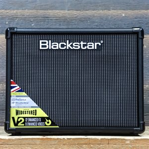 BLACKSTAR ID:CORE STEREO 40 V2 SUPER WIDE STEREO 2X20W DIGITAL COMBO AMPLIFIER #UED170219153