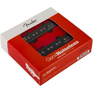 FENDER GEN 4 NOISELESS™ JAZZ BASS® PICKUPS 0992262000