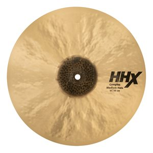 SABIAN HHX COMPLEX MEDIUM HATS 14 11402XCN