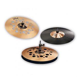 PAISTE PST X DJS BOX SET 12/12/12 125DJ45