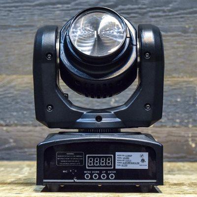 LCG LED PRODUCTS BIHEAD DOUBLE FACES LED MOVINIG HEAD FACE 1 BEAM & FACE 2 WASH #1510113