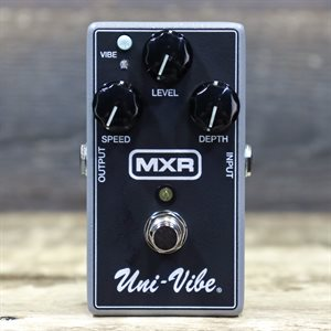 MXR M68 UNI-VIBE CHORUS/VIBRATO 3-KNOB INTERFACE EFFECT PEDAL W/BOX #AC09S291