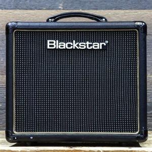 BLACKSTAR HT-1 COMBO 1-WATT ALL-TUBE TWO CHANNELS 1X8 GUITAR COMBO AMPLIFIER #201102UB1581