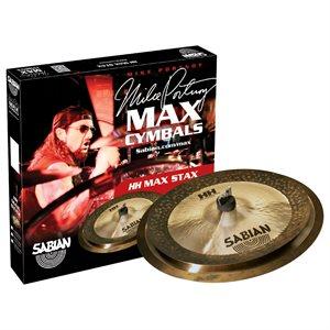 SABIAN HH LOW MAX STAX 15005MPL