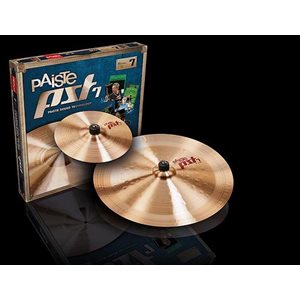 PAISTE PST 7 EFFECTS PACK 10/18 170FXPK