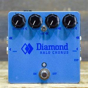 DIAMOND PEDALS HCH-1 HALO CHORUS STEREO CHORUS/VIBE W/BOX #0535