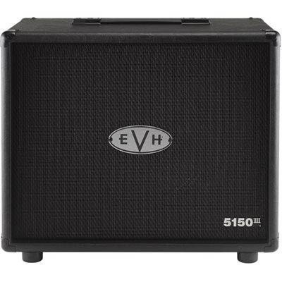 EVH 5150 III 1X12 STRAIGHT CABINET BLACK 2253100010