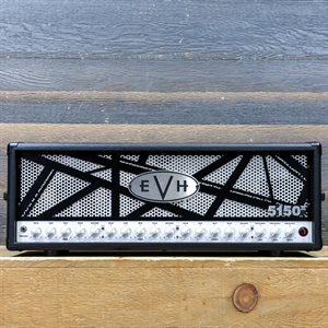EVH 5150III 100-WATT HEAD ALL-TUBE 3-CHANNEL W/FOOTSWITCH