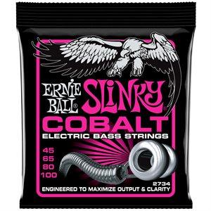 ERNIE BALL 2734 SUPER SLINKY COBALT - 45-100