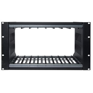 RUPERT NEVE DESIGN 5285 9 WAY VERTICAL RACK FRAME 5285 (FITS PORTICO AND SHELFORD SERIES MODULES)