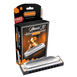 HOHNER SPECIAL 20 560PBX A