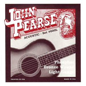JOHN PEARSE 600L