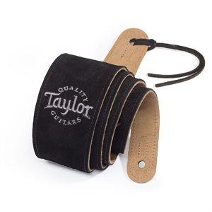 TAYLOR BLACK SUEDE