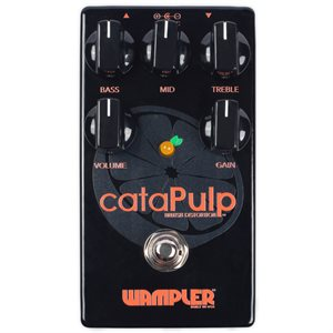 WAMPLER PEDALS CATAPULP BRITISH DISTORTION