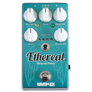 WAMPLER PEDALS ETHEREAL DELAY REVERB