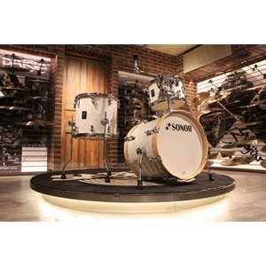 SONOR AQ2-BOP-17335 AQ2 BOP 4-PIECE WHITE PEARL (1814BD, 1208T, 1413FT, 1406SD)