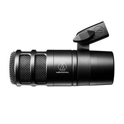 AUDIO-TECHNICA AT2040 MICROPHONE DE PODCAST DYNAMIQUE HYPERCARDIOÏDE
