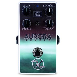 KEELEY AURORA REVERB DIGITAL REVERB