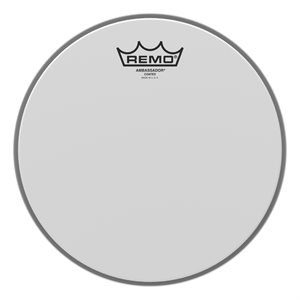 REMO AMBASSADOR COATED 10 BA-0110-00