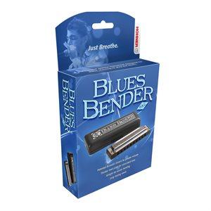 HOHNER BLUES BENDER BBBX-D DIATONIQUE, CLÉ DE D