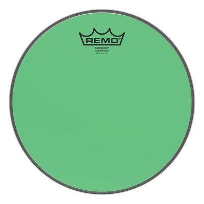 REMO EMPEROR COLORTONE GREEN 10 BE-0310-CT-GN