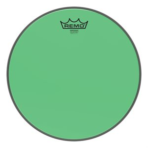 REMO EMPEROR COLORTONE GREEN 12 BE-0312-CT-GN