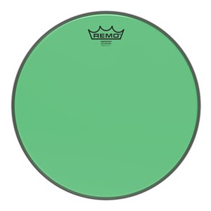 REMO EMPEROR COLORTONE GREEN 13 BE-0313-CT-GN