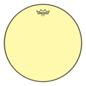 REMO EMPEROR COLORTONE YELLOW 15 BE-0315-CT-YE