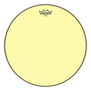 REMO EMPEROR COLORTONE YELLOW 16 BE-0316-CT-YE