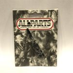 ALLPARTS BP-2299-003 BLACK 3 OR 4 TALL SADDLE FLOYD ROSE® STYLE