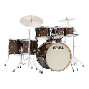 TAMA 7CL72S-PGJP SUPERSTAR CLASSIC 7 MORCEAUX GLOSS EXOTIC JAVA PINE (2216BD, 0806T, 1007T, 1208T, 1412FT, 1614FT, 1465SD)