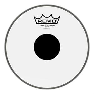 REMO BLACK DOT CLEAR 8 CS-0308-10