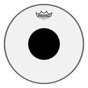 REMO BLACK DOT CLEAR 12 CS-0312-10