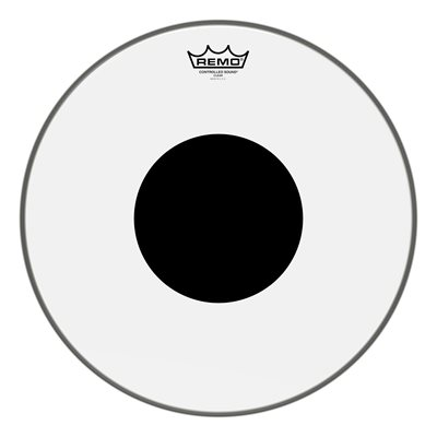 REMO BLACK DOT CLEAR 16 CS-0316-10