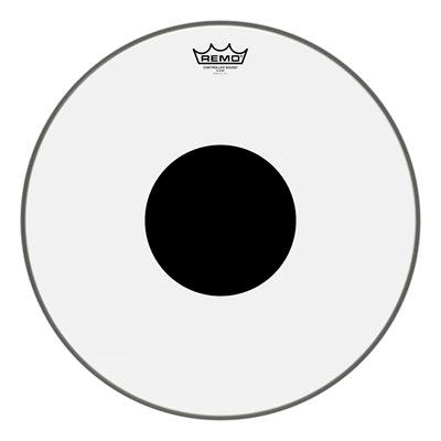 REMO BLACK DOT CLEAR 18 CS-0318-10