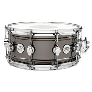 DW DDSD6514BNCR DESIGN BLACK NICKEL BRASS CHROME 6.5X14