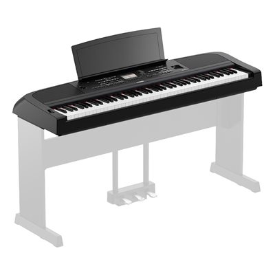 YAMAHA DGX670B PIANO
