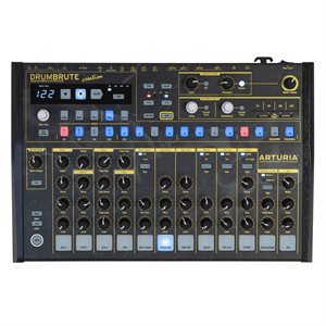 ARTURIA DRUMBRUTE SE CREATION EDITION LTD SYNTH