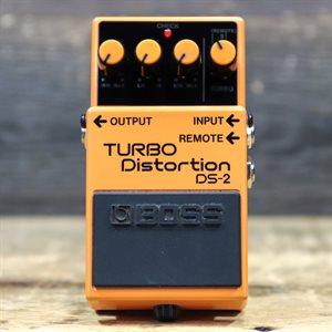 BOSS DS-2 TURBO DISTORTION TWIN MODES DISTORTION W/BOX #G7L2329