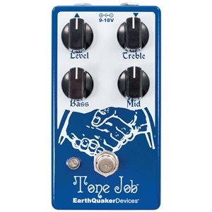 EARTHQUAKER DEVICES TONE JOB EQ AND BOOST V2
