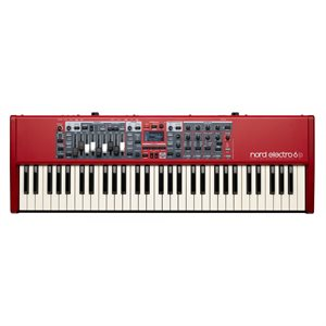 NORD ELECTRO 6D 61 SEMI-WEIGHTED