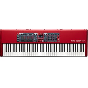 NORD ELECTRO6 73 KEY PIANO ACTION