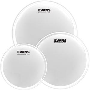 EVANS TOMPACK UV2 ROCK (10, 12, 16) ETP-UV2-R