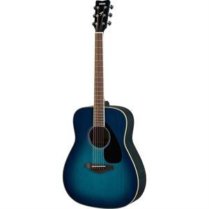 YAMAHA FG820 FOLK GUITAR SUNSET BLUE