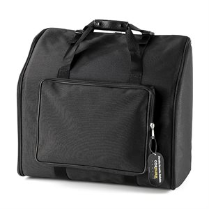 FUSELLI 825 120 BASS CORDURA – BLACK COLOR