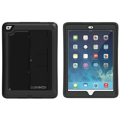 GRIFFIN TECHNOLOGY SURVIVOR SLIM IPAD AIR 2 BLACK GB40366