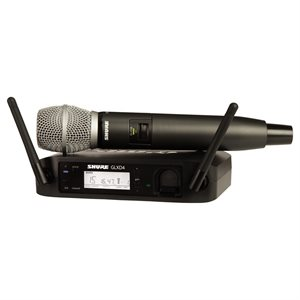 SHURE GLXD24/SM86-Z2 SANS-FIL