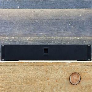 GATOR CASES RACKWORKS MICROPHONE DRAWER; 2U HEAVY-DUTY LOCKABLE RACK DRAWER