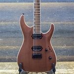 ESP LTD H-401M H SERIES MAHOGANY BODY NATURAL SATIN #IW18050930